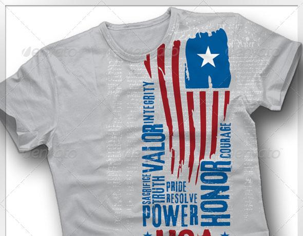 34 Print Ready Psd T Shirt Templates Bashooka
