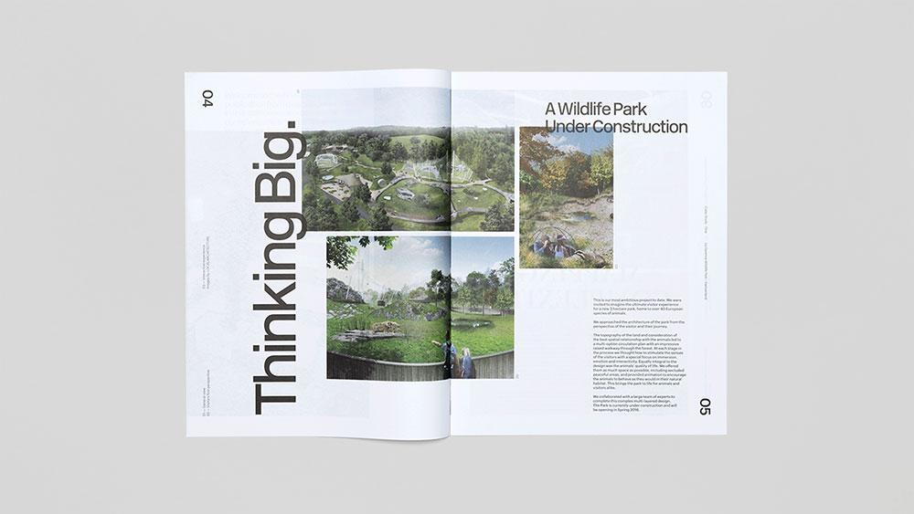 30 Stunning Newspaper Layout Designs Web Graphic Design Bashooka