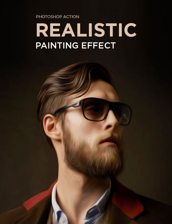 Image Result For Realistic Oil Painting Photoshop