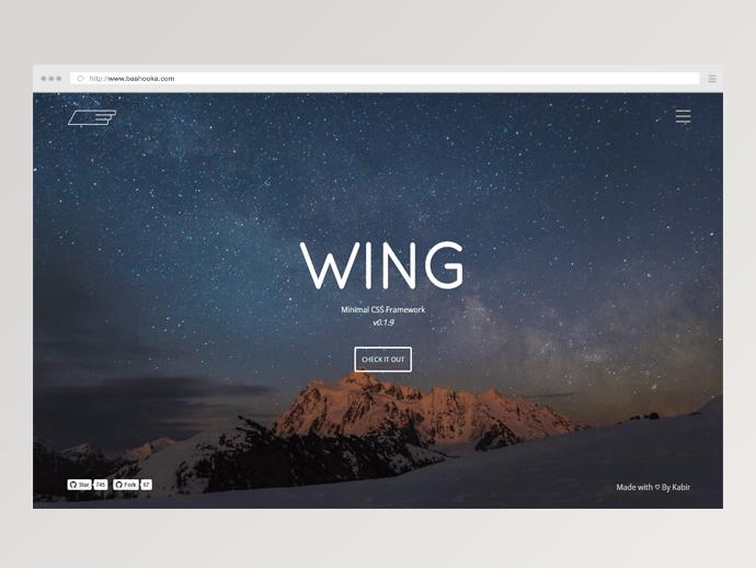 wing framework