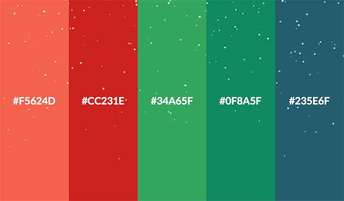25 Cool CSS Amp HTML5 Christmas Animation Effects Web