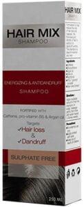 شامبو هير ميكس لعلاج الشعر الخفيف المتساقط Hair Mix