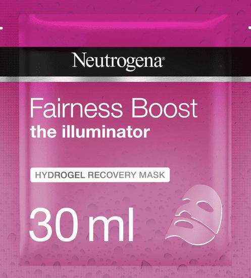ماسكنيتروجينا قناع اليومينيتور neutrogena fairness boost the illuminator للوجه من الصيدلية