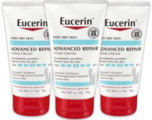كريم مرطب لليدين شديدة الجفاف Eucerin Advanced Repair Hand Cream