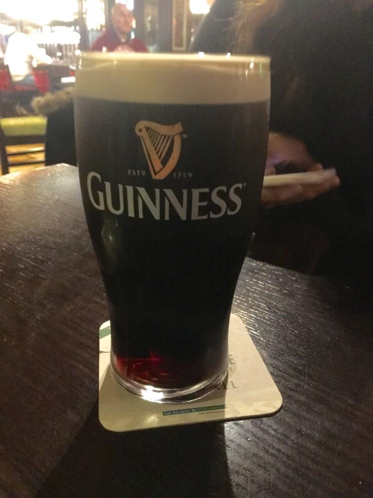 beer in ireland