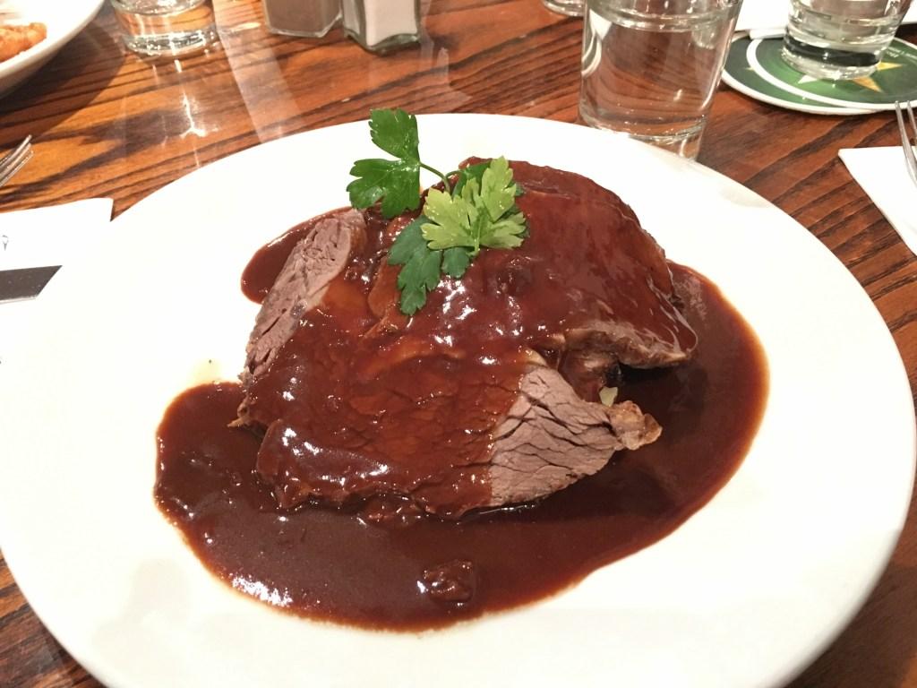 beef dish in ireland