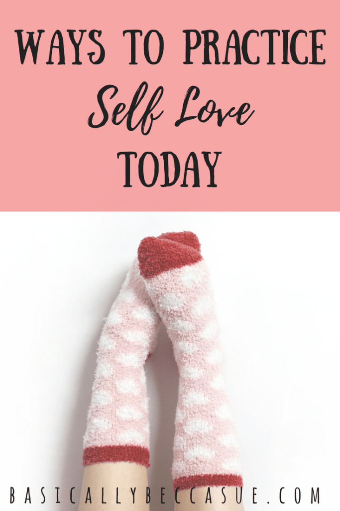 It is important for every young adult to practice self love often. Here are some tips to help you take some time for yourself today!
