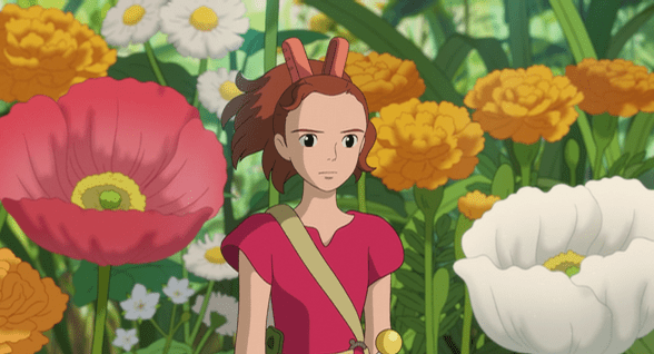 Studio Ghibli: Arrietty