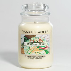 Yankee Candle: Christmas Cookie