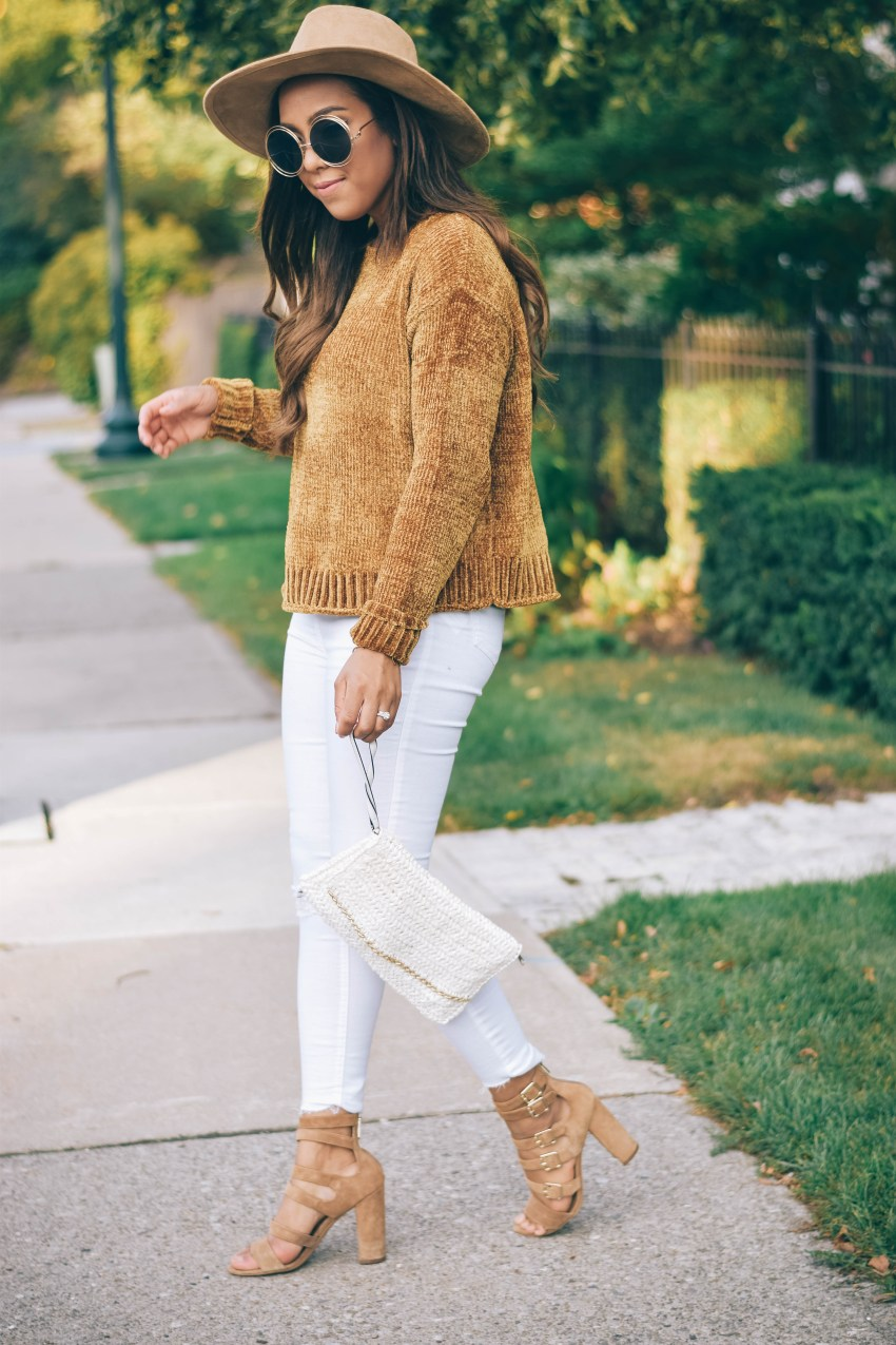Top 5 Chenille Sweaters