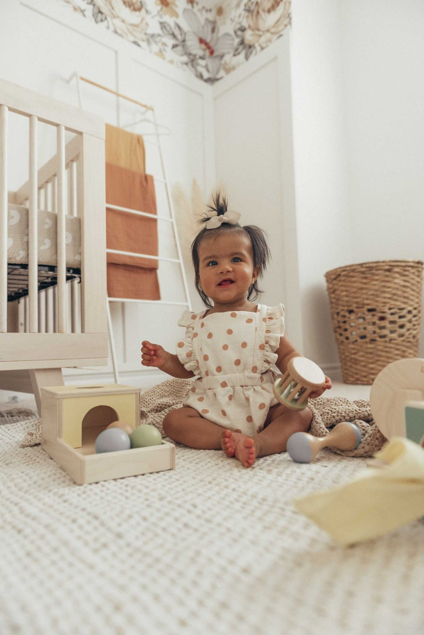 10 Wooden Lovevery Dupe Toys