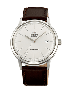 Orient Bambino Gen 2 Version 3 - White dial with stainless steel case. Model numberFAC0000EW0