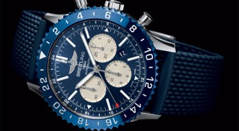 Breitling-blue-rubber-strap