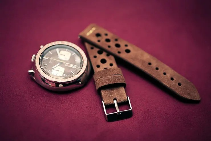 HOW TO FIX A BROKEN LOOP ON YOUR WATCH STRAP