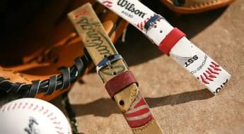 Baseball Straps - Maverick Custom Handmade Straps