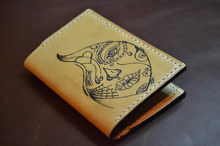 Neptune Straps Wallet