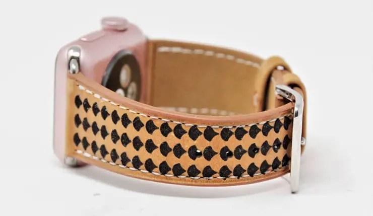 Geometric Apple Watch Band by Tykhee