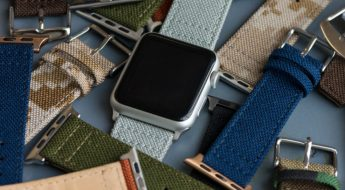 Cordura Apple Watch Strap by Clockwork Synergy