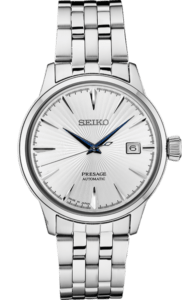 Seiko Presage Cocktail Time - White Dial - Blue Hands - SRPB77