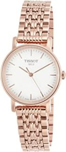 Tissot Everytime Small Rose Gold on Bracelet