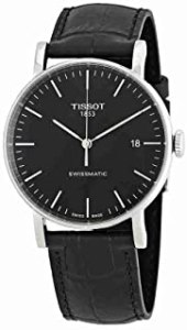 Tissot Everytime Swissmatic Black Dial