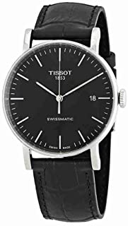 Tissot Everytime Swissmatic Black Dial