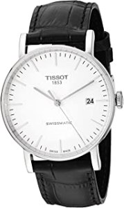 Tissot Everytime Swissmatic White Dial
