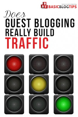 Does Guest Blogging Really Build Traffic
