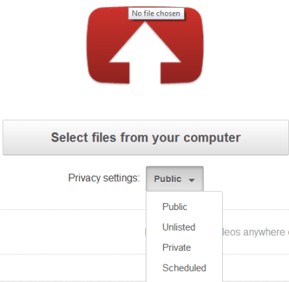 How To Schedule YouTube Uploads via @BasicBlogTips