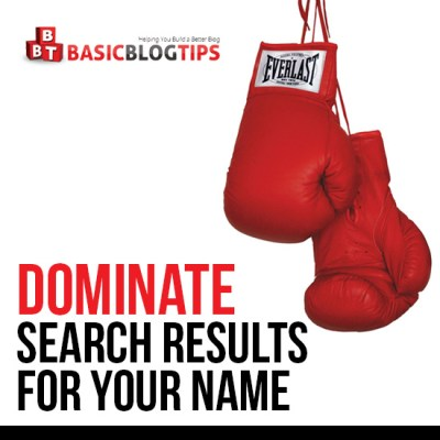 Dominate Search For Your Name