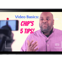 Video Basics: 5 Tips for Recording Outstanding Video Blogs