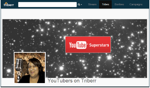 YouTubers on Triberr