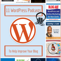 11 Brilliant Podcasts To Help You Improve Your WordPress Blog Significantly
