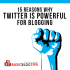 Twitter For Blogging – 15 Reasons It's Proven Powerful