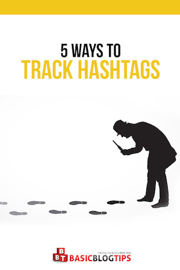 5 Tools to Help Track Hashtags