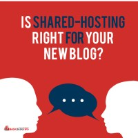 Should You Still Consider Shared Hosting For Your New Blog?