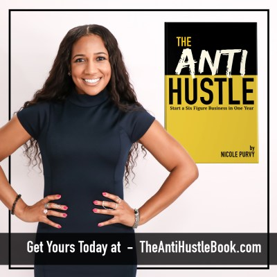 The AntiHustle Book