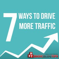7 Techniques to Drive Blog Traffic