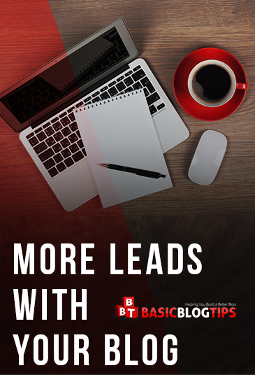 Capture More Leads on Your Blog