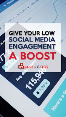 Low Engagement Rate on Social Media? Here are 5 Possible Reasons Why