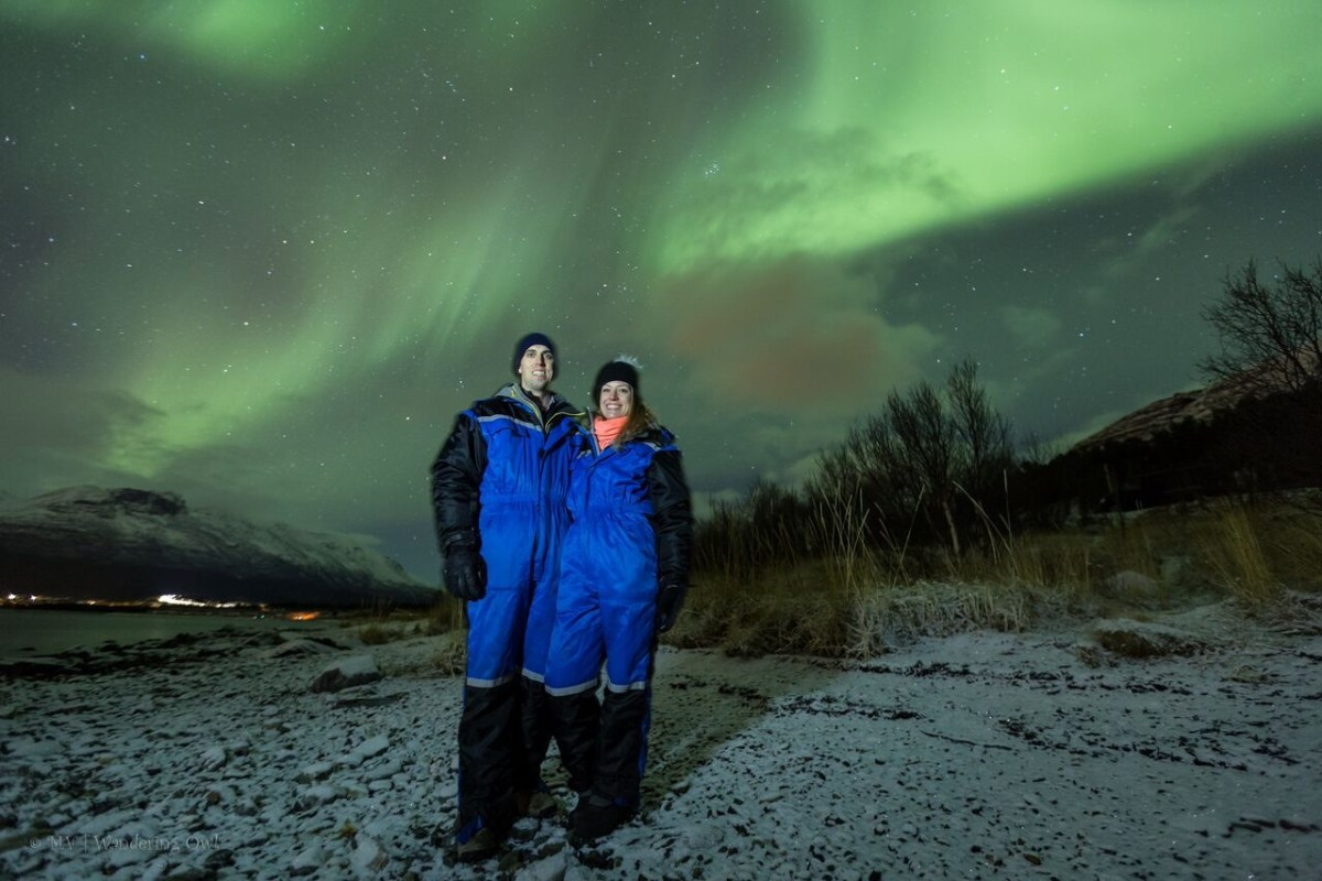 Seeing the Northern Lights in Tromso