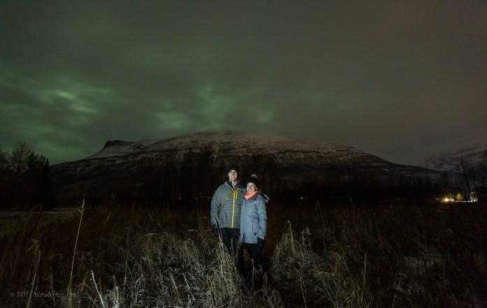 Northern Lights in Tromsø