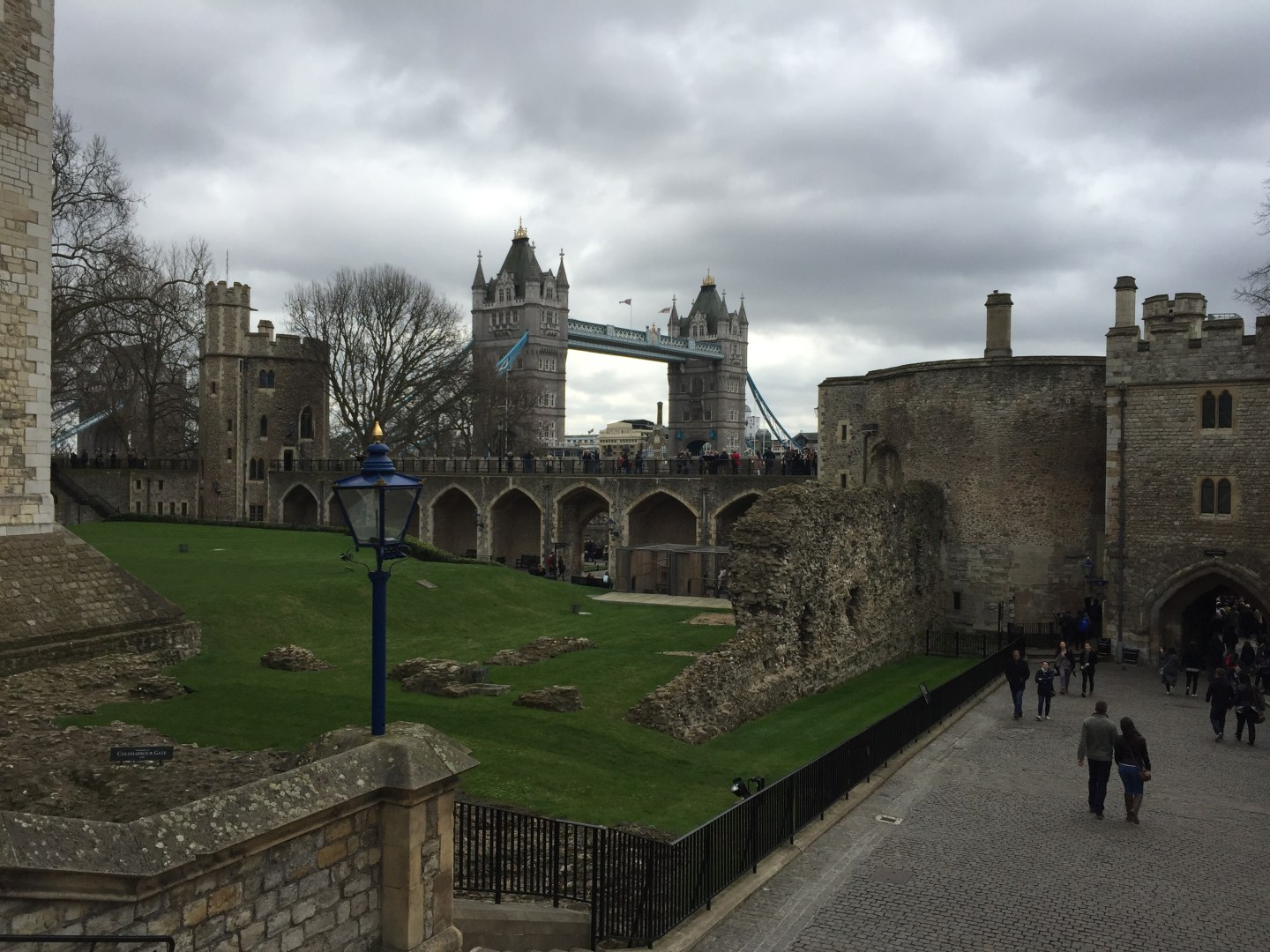 Six Months in London