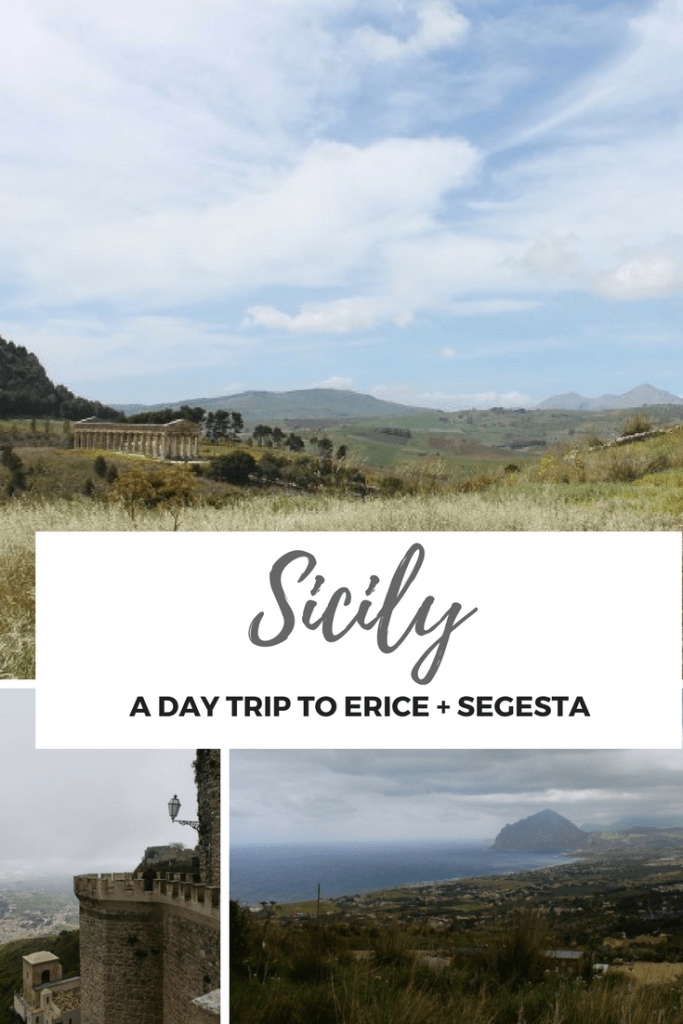 A beautiful day trip from Palermo, Sicily to Erice and Segesta