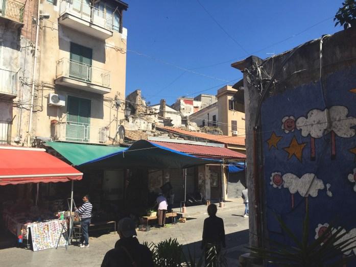 Via Ballaro, Palermo, Sicily, Italy