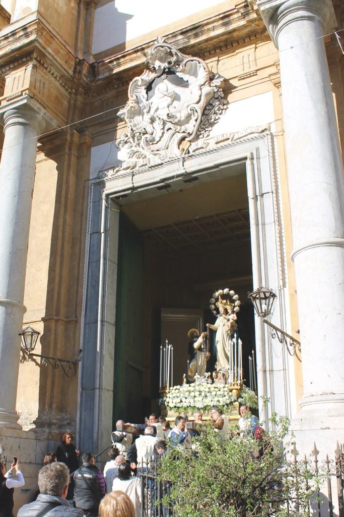 Chiesa San Domenico, Palermo, Sicily, Italy