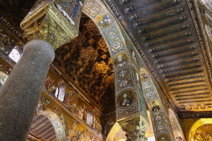 cappella Palatina, Norman Palace, Palermo, SIcily, Italy