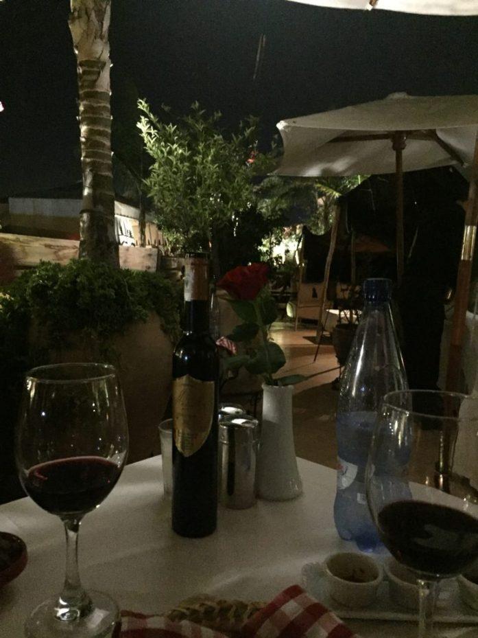 Moroccan wine