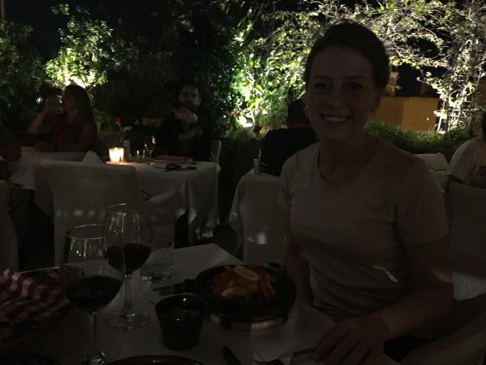 Dinner at Riad Dar Anika