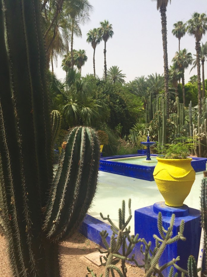 Jardin Marjorelle
